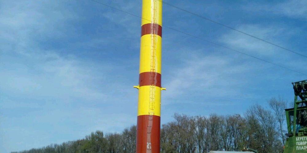 Покраска водонапорных башен Белгородской области