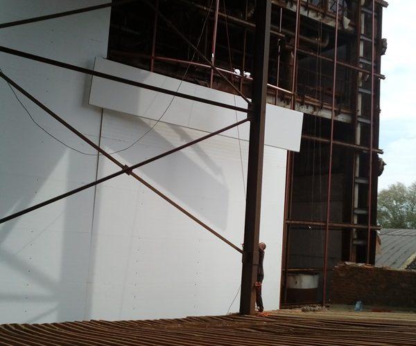 Обшивка конструкций