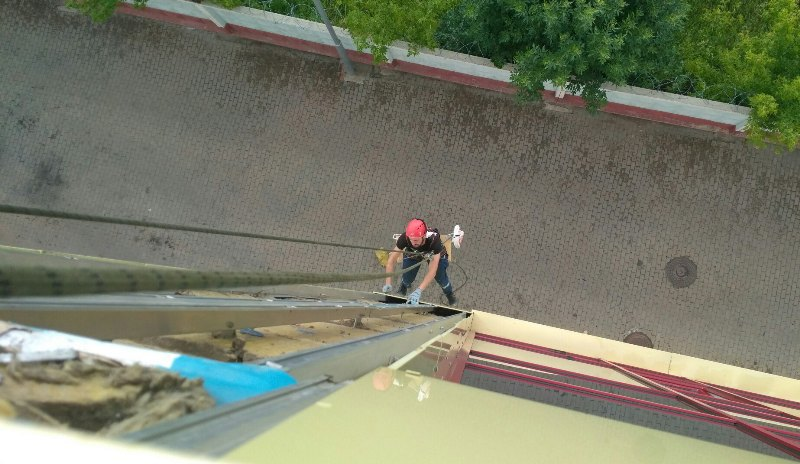 Установка вентиляционного фасада Белгород