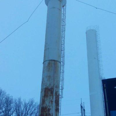 Ремонт водонапорной башни Белгород