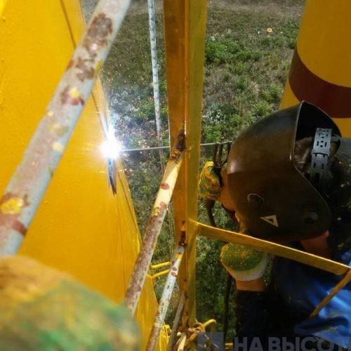 ремонт башен