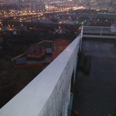 Восстановление парапетов Белгород