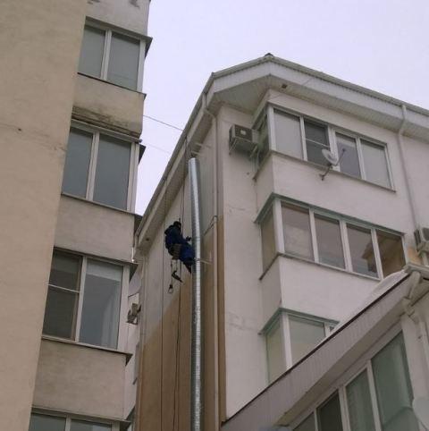 Услуги промышленных альпинистов в брянске