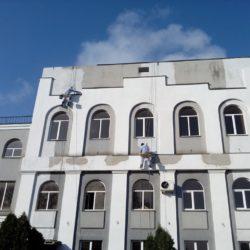 Грунтовка зданий