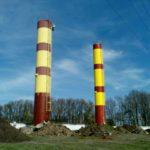 Покраска водонапорных башен Белгород
