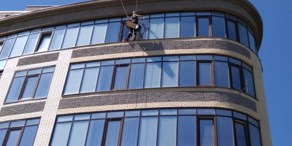 мойка окон балконов Белгород