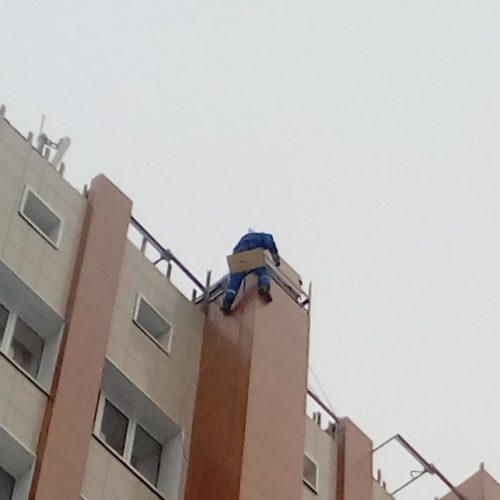 Делаем фасад Белгород