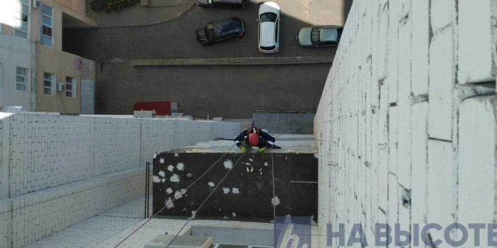 герметизация балконного премыкания