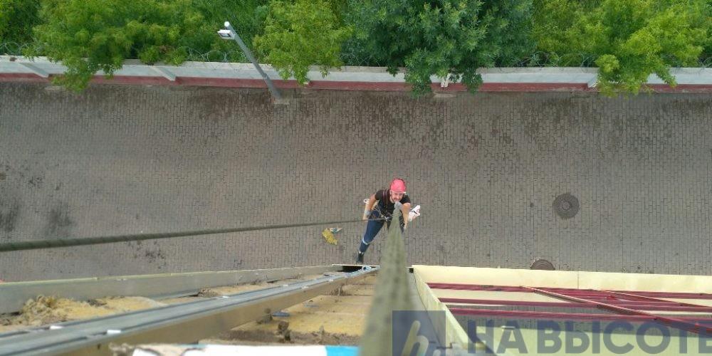 Демонтаж вентилируемого фасада Белгород