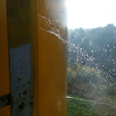 Устранение течи водонапорной башни