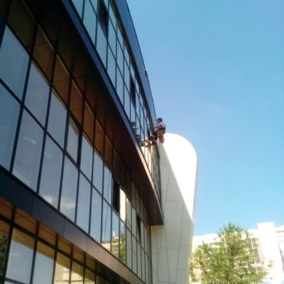 мойка фасада и окон Белгород