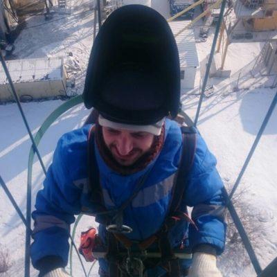 ремонт башни рожновского Белгород