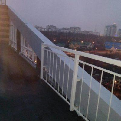 Покраска парапетов Белгород