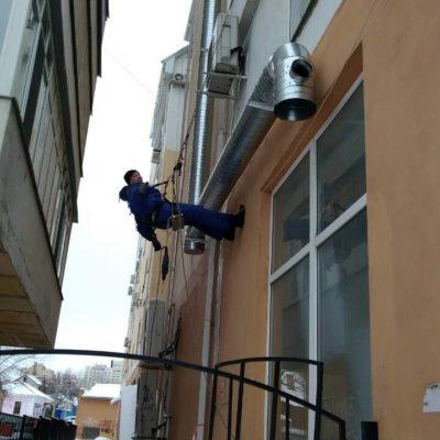 монтаж воздуховодов Белгород
