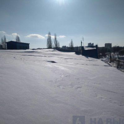Убор снега с крыши Белгород