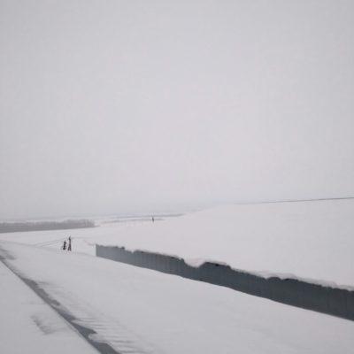 Подготовка к чистке снега с крыш.Белгород