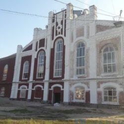 6 ремонт фасада дома