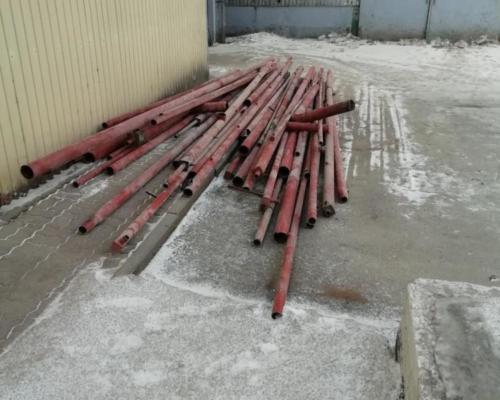 демонтаж металла без искр