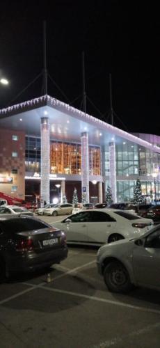 декоративная подсветка зданий