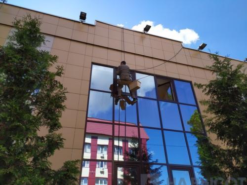мойка фасада Валуйки