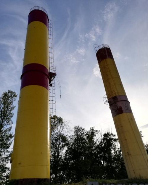 Покраска водонапорной башни белгородский район